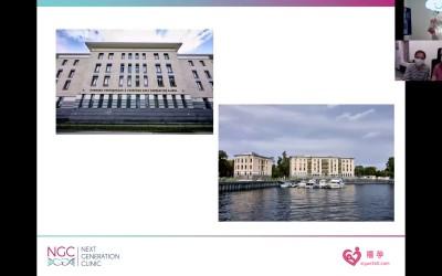 禧孕俄罗斯NGC医院试管辅助公益11月13日直播答疑会圣彼得堡院圆满闭幕